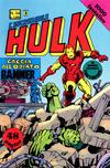 Cover for L'Incredibile Hulk (Editoriale Corno, 1980 series) #34