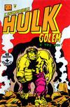Cover for L'Incredibile Hulk (Editoriale Corno, 1980 series) #35