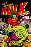 Cover for L'Incredibile Hulk (Editoriale Corno, 1980 series) #38