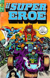 Cover for Il Super Eroe (Editoriale Corno, 1978 series) #2