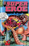 Cover for Il Super Eroe (Editoriale Corno, 1978 series) #4