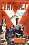 Cover for Fantomet (Semic, 1976 series) #7/1981
