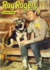 Cover for Roy Rogers (Serieforlaget / Se-Bladene / Stabenfeldt, 1954 series) #4/1954