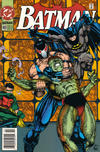 Cover for Batman (DC, 1940 series) #489 [Newsstand]