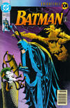 Cover for Batman (DC, 1940 series) #494 [Newsstand]