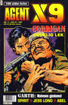 Cover for Agent X9 (Semic, 1976 series) #11/1995