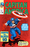 Cover for Capitan America (Editoriale Corno, 1973 series) #2