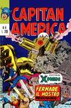 Cover for Capitan America (Editoriale Corno, 1973 series) #4