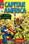 Cover for Capitan America (Editoriale Corno, 1973 series) #7