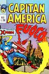 Cover for Capitan America (Editoriale Corno, 1973 series) #9