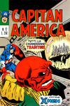 Cover for Capitan America (Editoriale Corno, 1973 series) #12