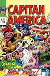 Cover for Capitan America (Editoriale Corno, 1973 series) #13