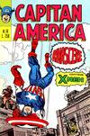 Cover for Capitan America (Editoriale Corno, 1973 series) #14