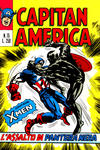 Cover for Capitan America (Editoriale Corno, 1973 series) #15