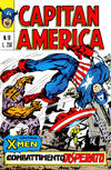Cover for Capitan America (Editoriale Corno, 1973 series) #18