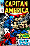 Cover for Capitan America (Editoriale Corno, 1973 series) #22