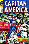 Cover for Capitan America (Editoriale Corno, 1973 series) #23