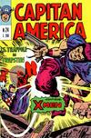 Cover for Capitan America (Editoriale Corno, 1973 series) #24