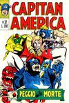 Cover for Capitan America (Editoriale Corno, 1973 series) #32