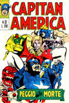 Cover for Capitan America (Editoriale Corno, 1973 series) #32