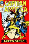 Cover for Capitan America (Editoriale Corno, 1973 series) #34
