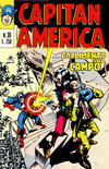 Cover for Capitan America (Editoriale Corno, 1973 series) #36