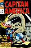 Cover for Capitan America (Editoriale Corno, 1973 series) #38