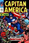 Cover for Capitan America (Editoriale Corno, 1973 series) #28