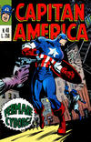 Cover for Capitan America (Editoriale Corno, 1973 series) #40