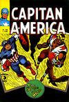 Cover for Capitan America (Editoriale Corno, 1973 series) #56