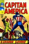 Cover for Capitan America (Editoriale Corno, 1973 series) #60