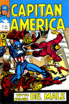 Cover for Capitan America (Editoriale Corno, 1973 series) #61