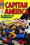 Cover for Capitan America (Editoriale Corno, 1973 series) #37