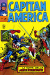 Cover for Capitan America (Editoriale Corno, 1973 series) #78
