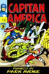 Cover for Capitan America (Editoriale Corno, 1973 series) #63