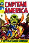 Cover for Capitan America (Editoriale Corno, 1973 series) #77