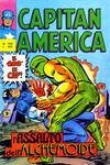 Cover for Capitan America (Editoriale Corno, 1973 series) #100