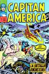Cover for Capitan America (Editoriale Corno, 1973 series) #107