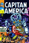 Cover for Capitan America (Editoriale Corno, 1973 series) #102