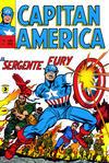 Cover for Capitan America (Editoriale Corno, 1973 series) #105