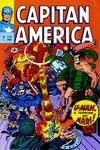 Cover for Capitan America (Editoriale Corno, 1973 series) #110
