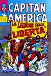 Cover for Capitan America (Editoriale Corno, 1973 series) #112