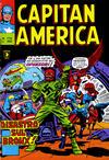 Cover for Capitan America (Editoriale Corno, 1973 series) #114