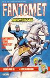 Cover for Fantomet (Semic, 1976 series) #13/1981
