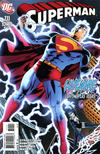 Cover for Superman (DC, 2006 series) #711 [Direct]