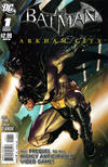 Cover for Batman: Arkham City (DC, 2011 series) #1