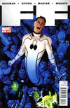 Cover for FF (Marvel, 2011 series) #3