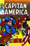 Cover for Capitan America (Editoriale Corno, 1973 series) #118