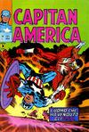 Cover for Capitan America (Editoriale Corno, 1973 series) #121