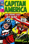 Cover for Capitan America (Editoriale Corno, 1973 series) #122